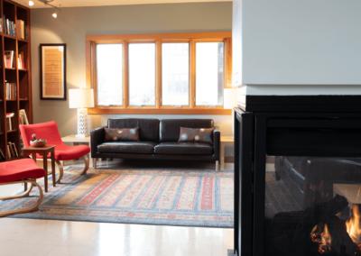 Daybreak Cohousing Living Room